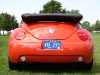 2004 Volkswagen New Beetle Cabriolet Turbo