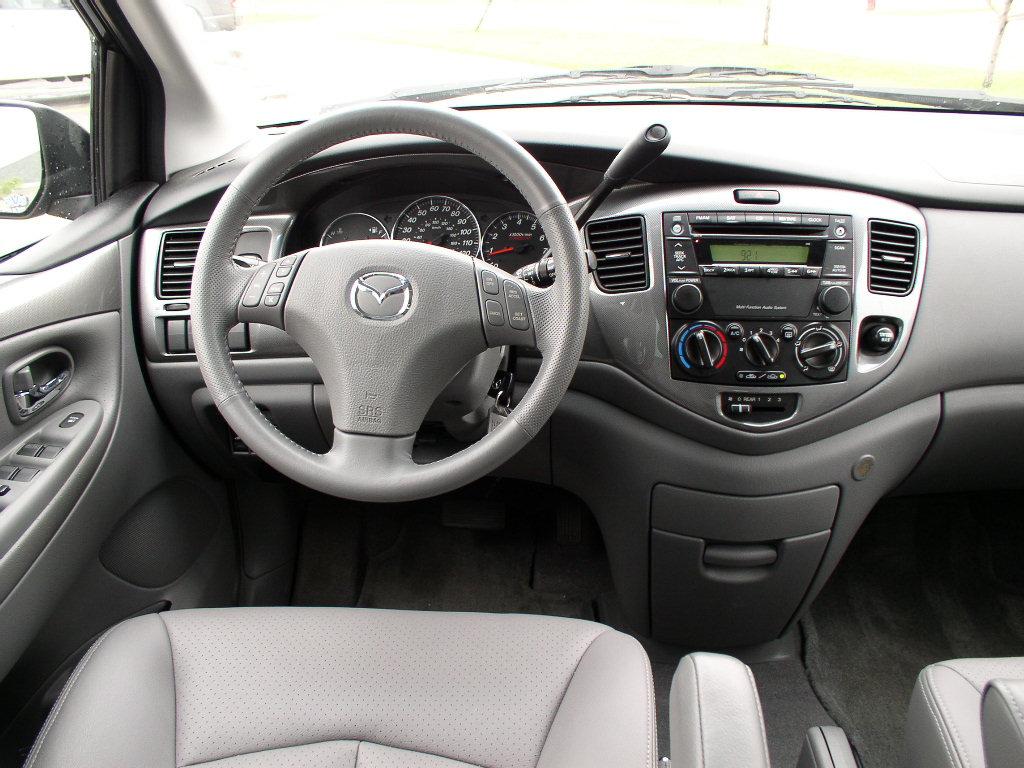 Automotive Trends 2004 Mazda Mpv