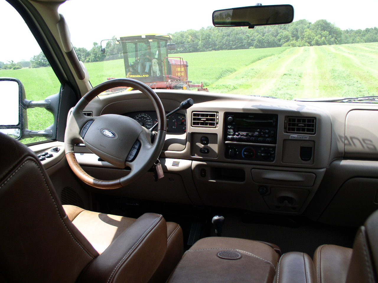 Automotive Trends 2004 F 250 Super Duty King Ranch Ford 150