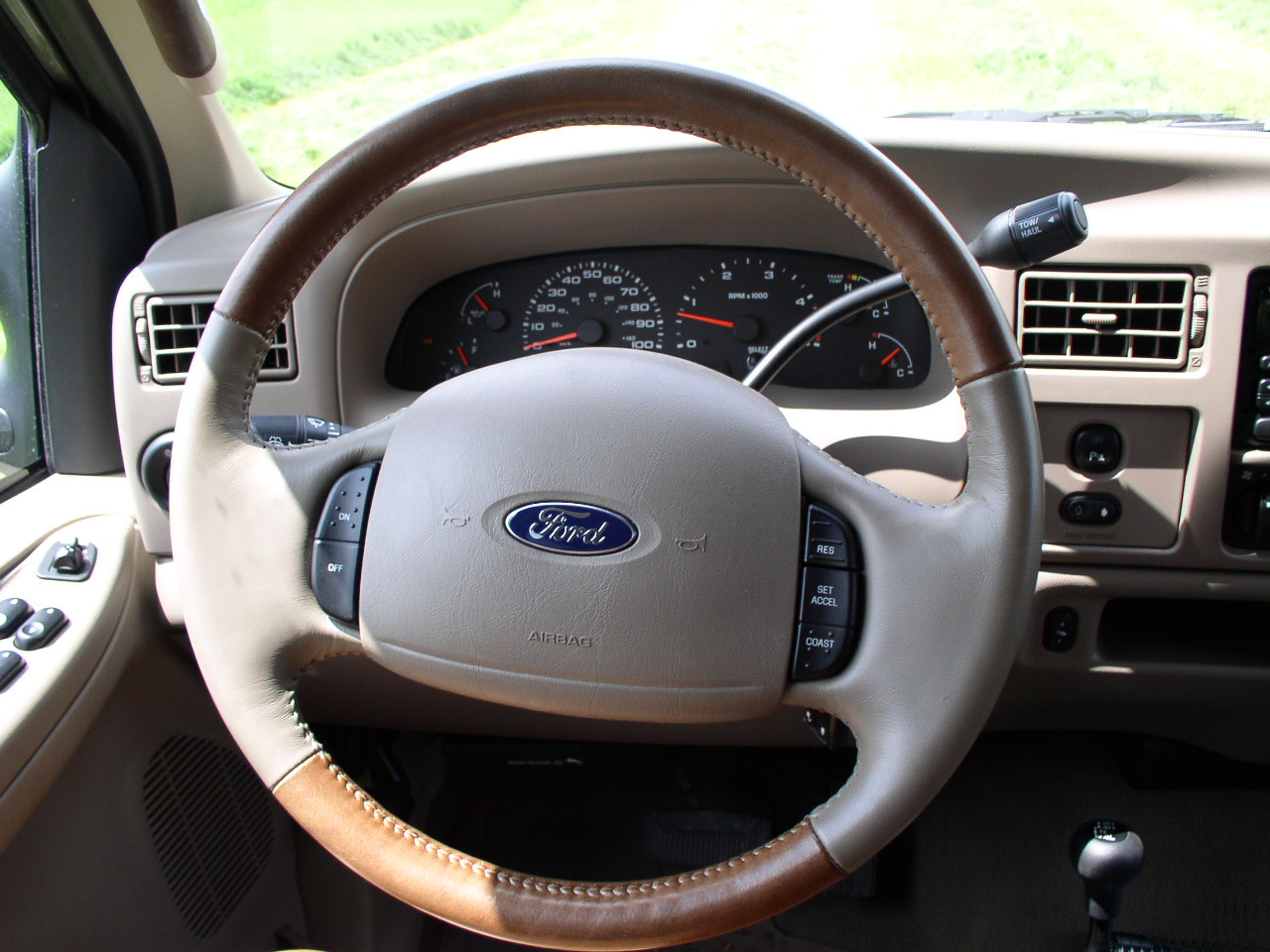 Automotive Trends 2004 F 250 Super Duty King Ranch Ford Steering Box