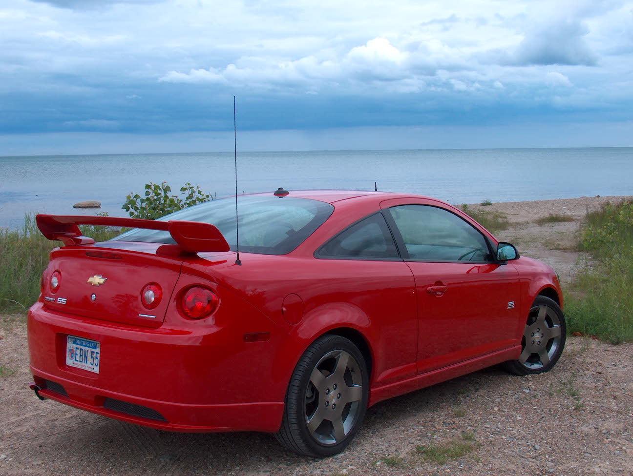 Automotive Trends  2005 Chevrolet Cobalt SS