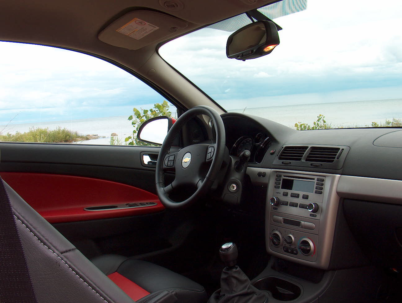 Automotive Trends » 2005 Chevrolet Cobalt SS