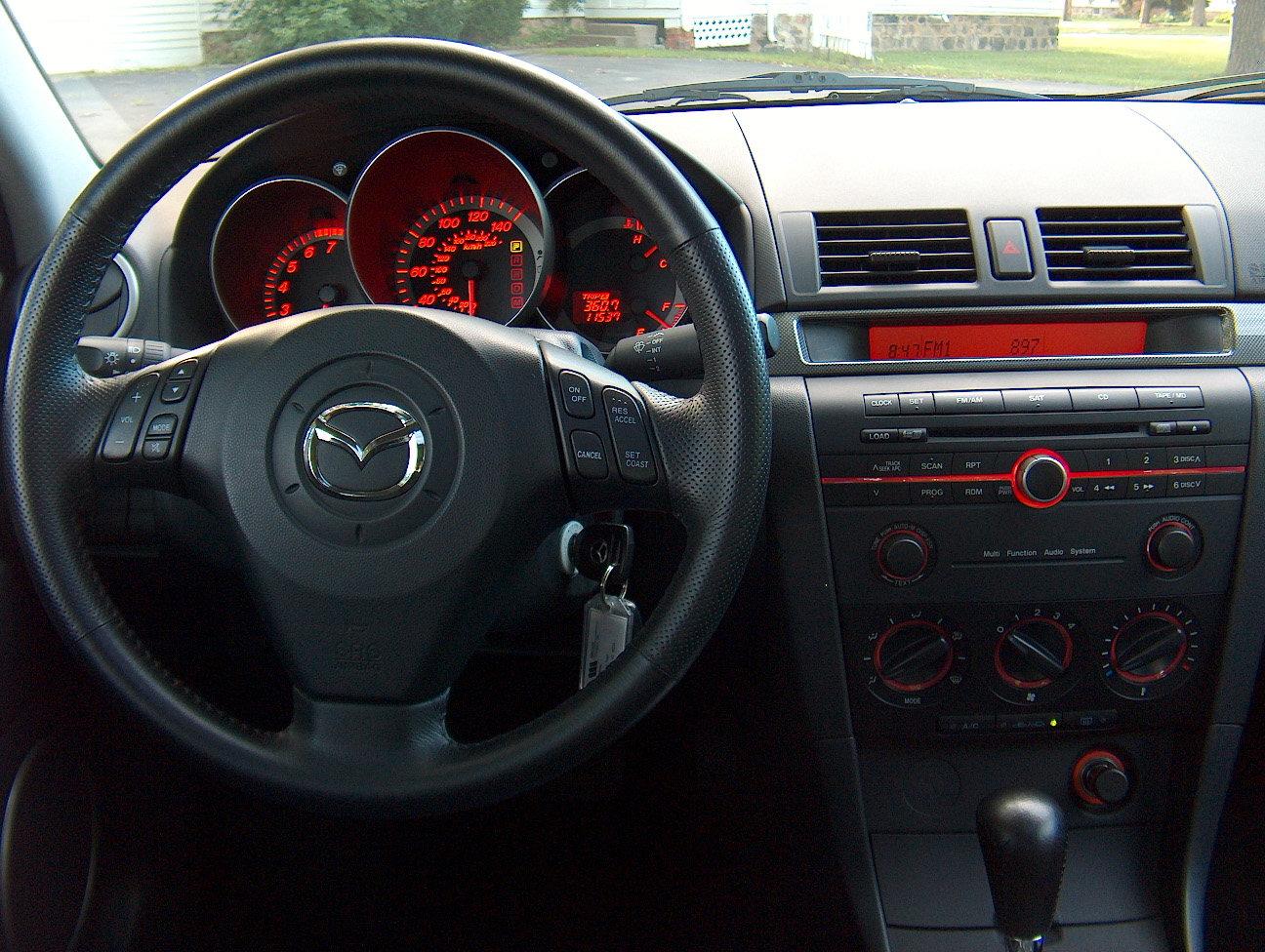 automotive trends » 2005 mazda3