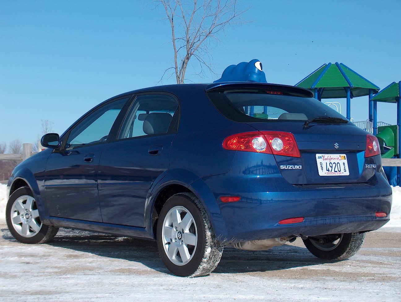 Suzuki Reno Reviews