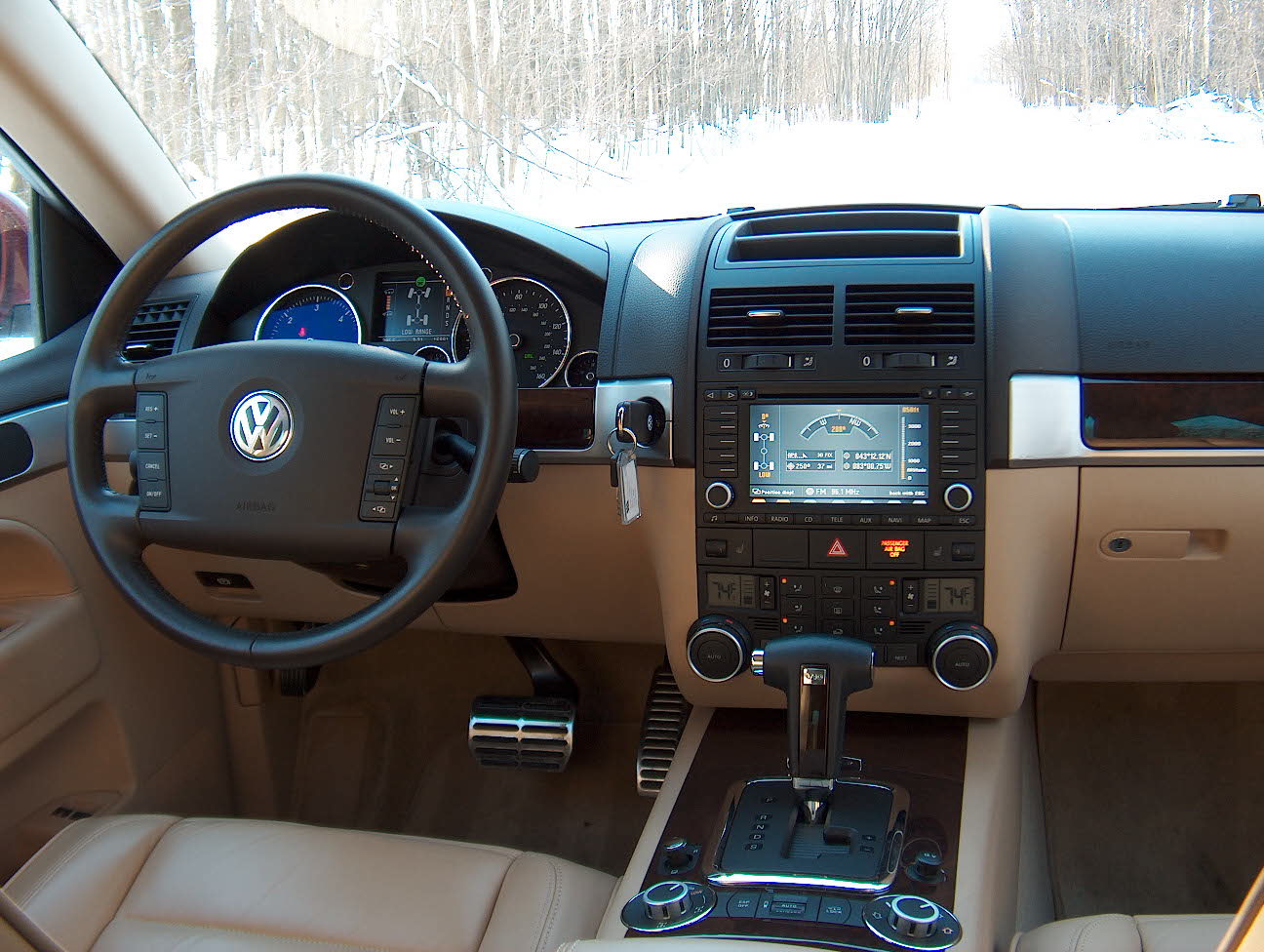 automotive trends » 2005 volkswagen touareg tdi