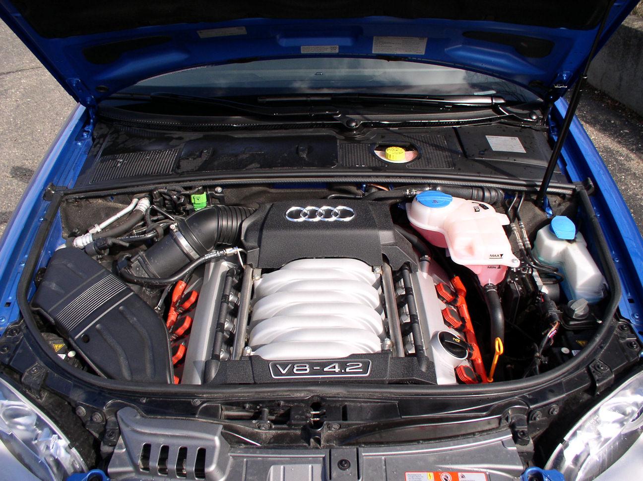 Automotive Trends Audi S - 2006 audi s4