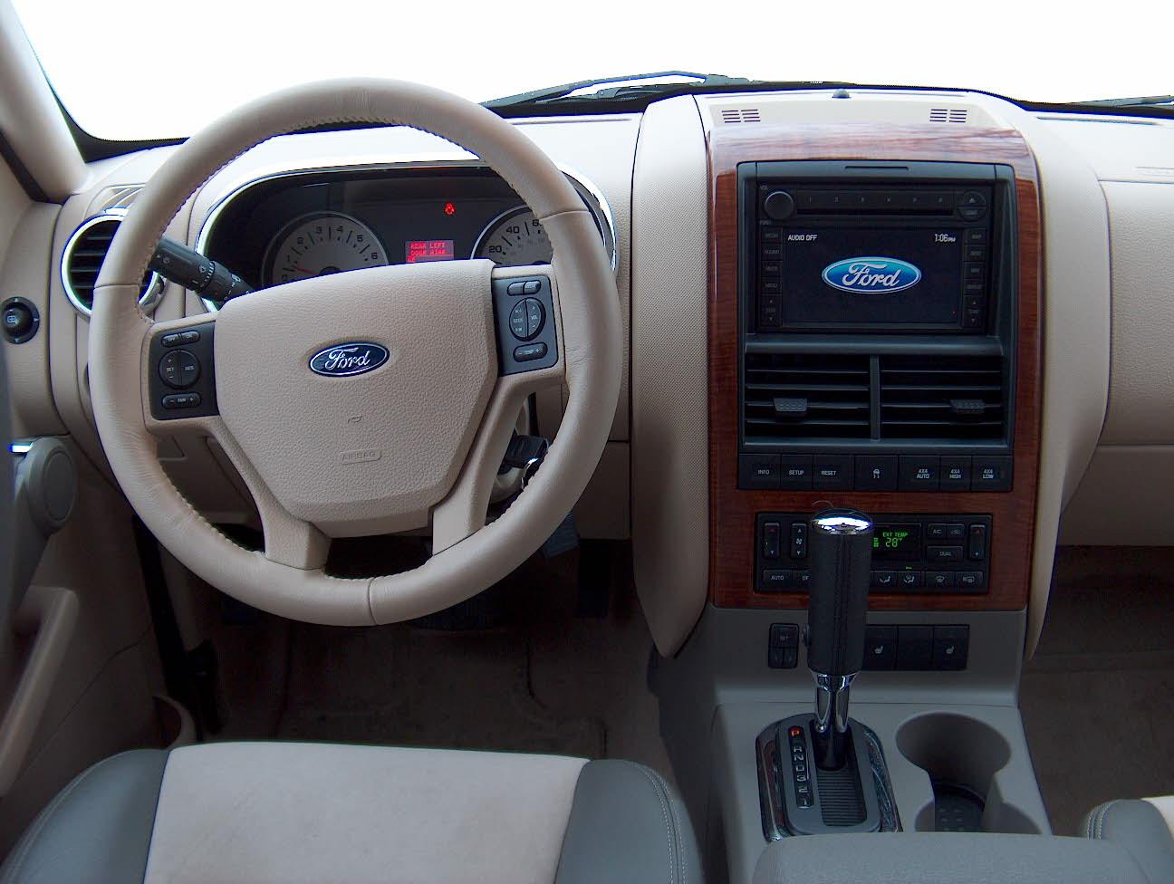 Automotive Trends » 2006 Ford Explorer