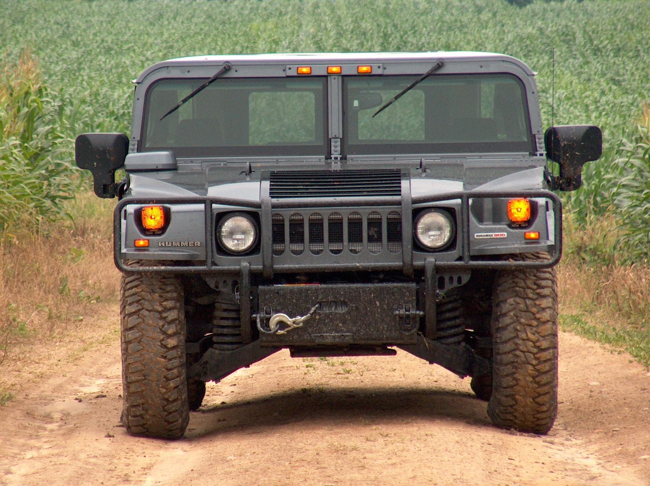 Rover Com Reviews >> Automotive Trends » 2006 HUMMER H1 Alpha