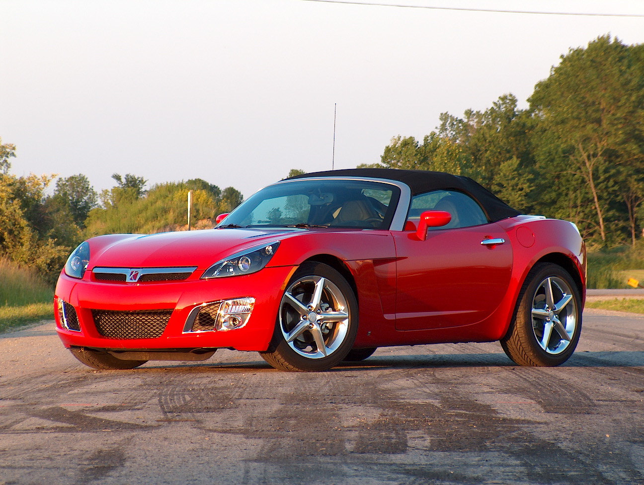 automotive trends 2007 saturn sky redline and pontiac. Black Bedroom Furniture Sets. Home Design Ideas