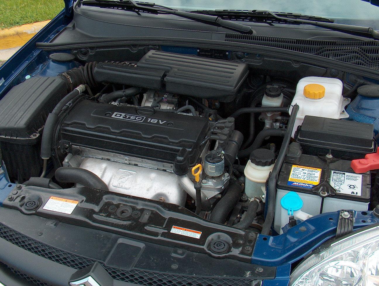 Automotive Trends  2007 Suzuki Forenza