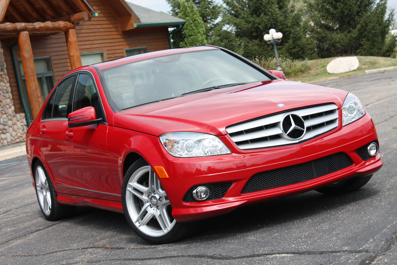 Mercedes North Haven >> Automotive Trends » 2010 Mercedes-Benz C350