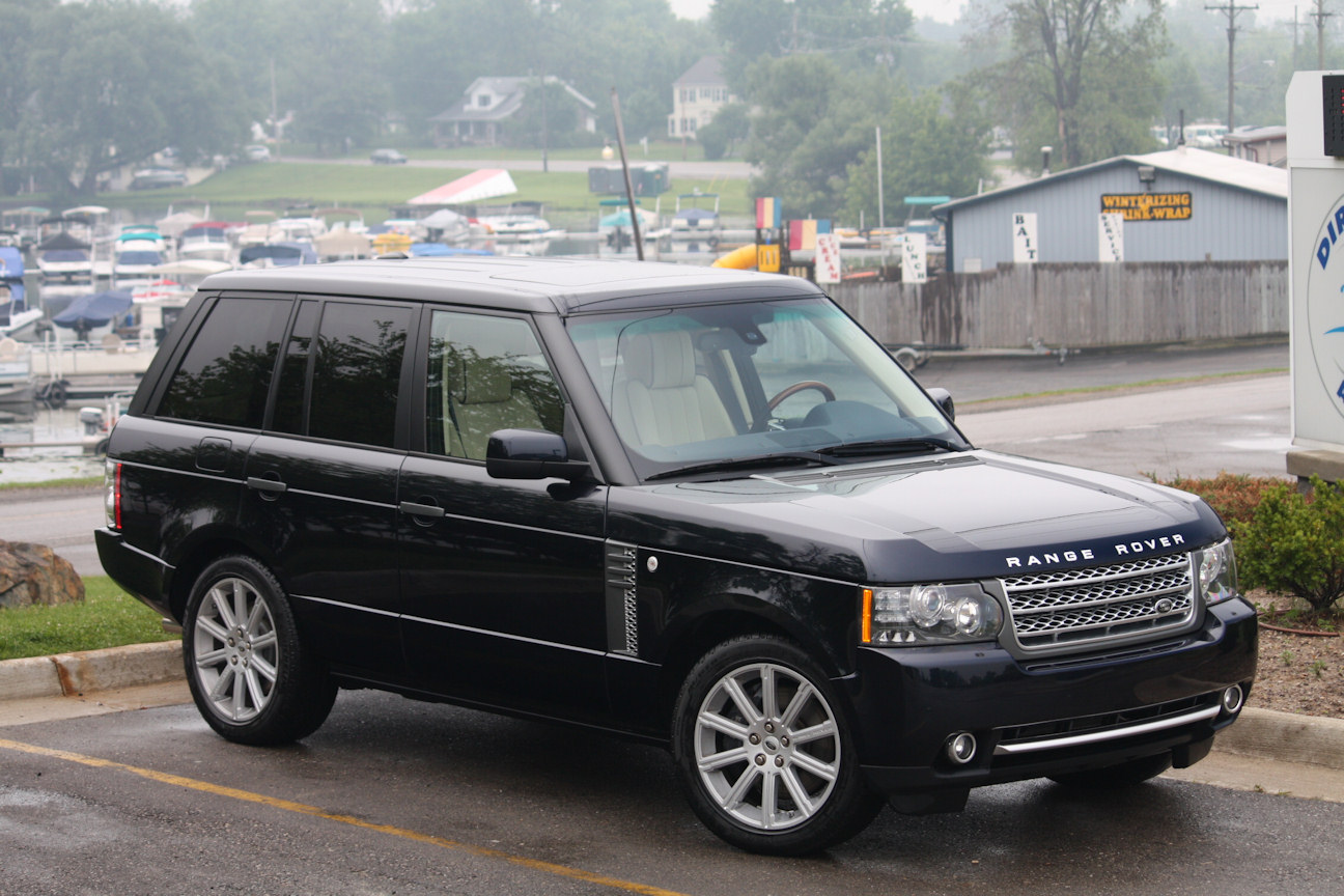 2010 land rover range - photo #47