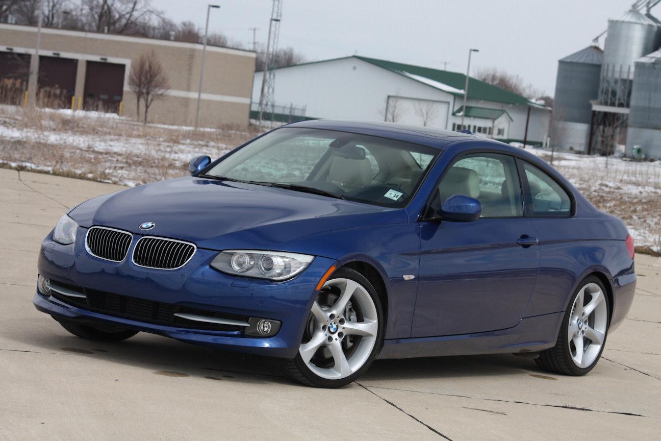 Automotive Trends  2011 BMW 335i Coupe