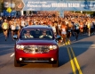The all-new 2011 Dodge Durango leads the way as it paces the more than 16,000 runners participating in the