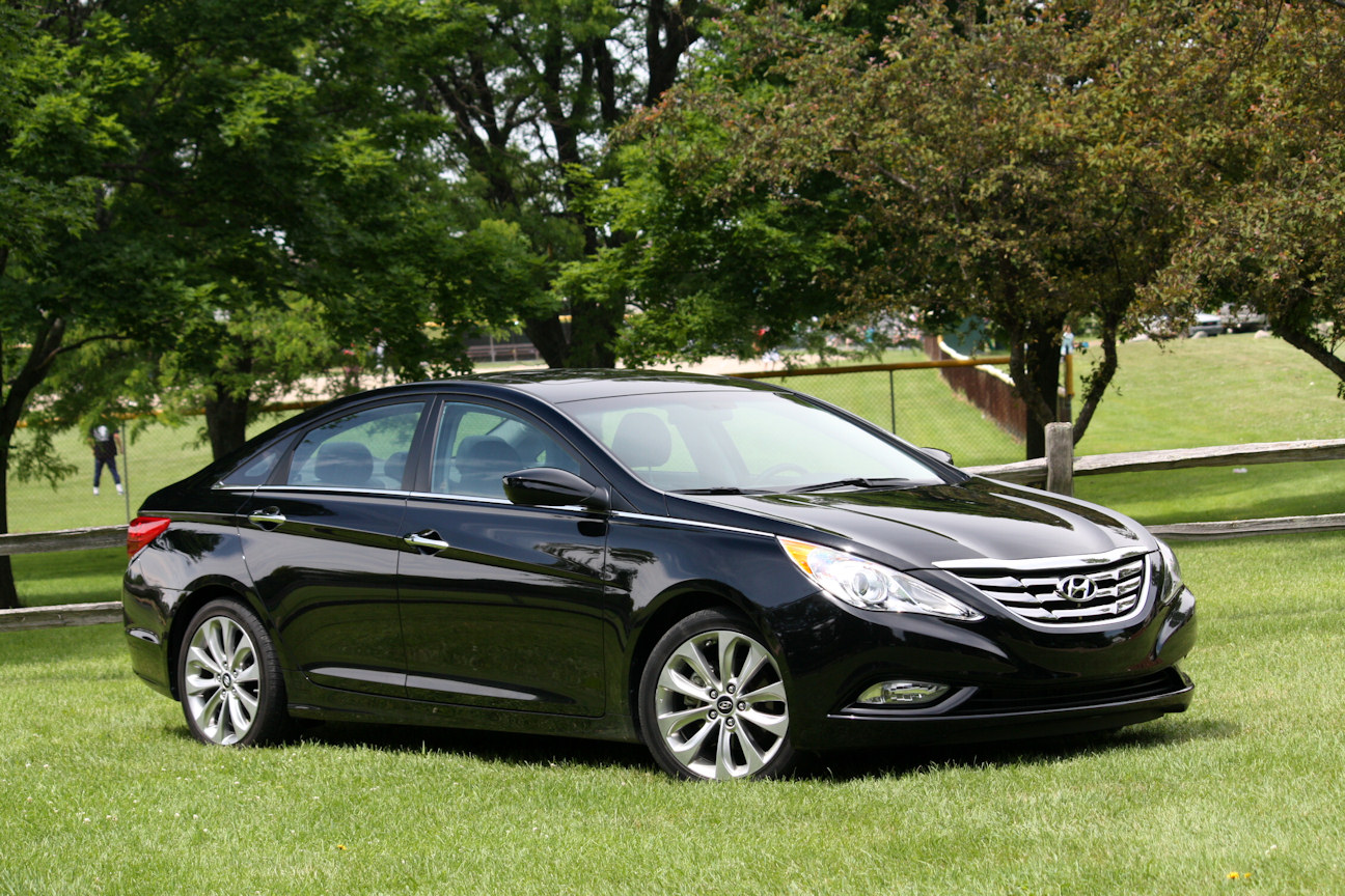 Automotive Trends  U00bb 2011 Hyundai Sonata Se