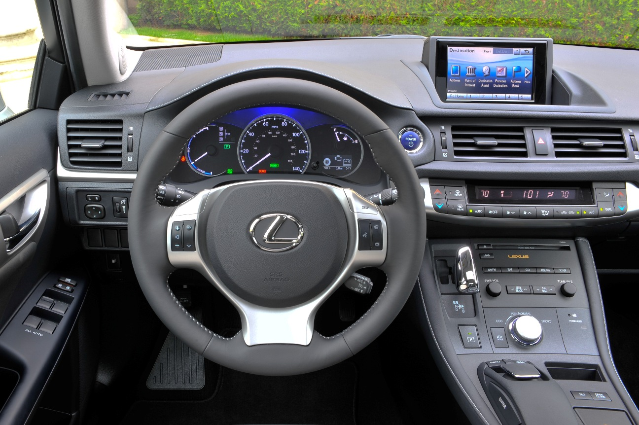 Lexus ct 250h hybrid