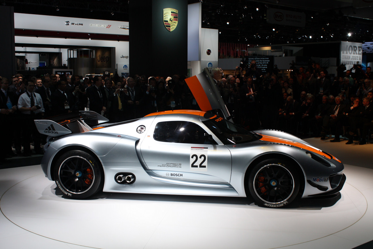 porsche 918 rsr binary options