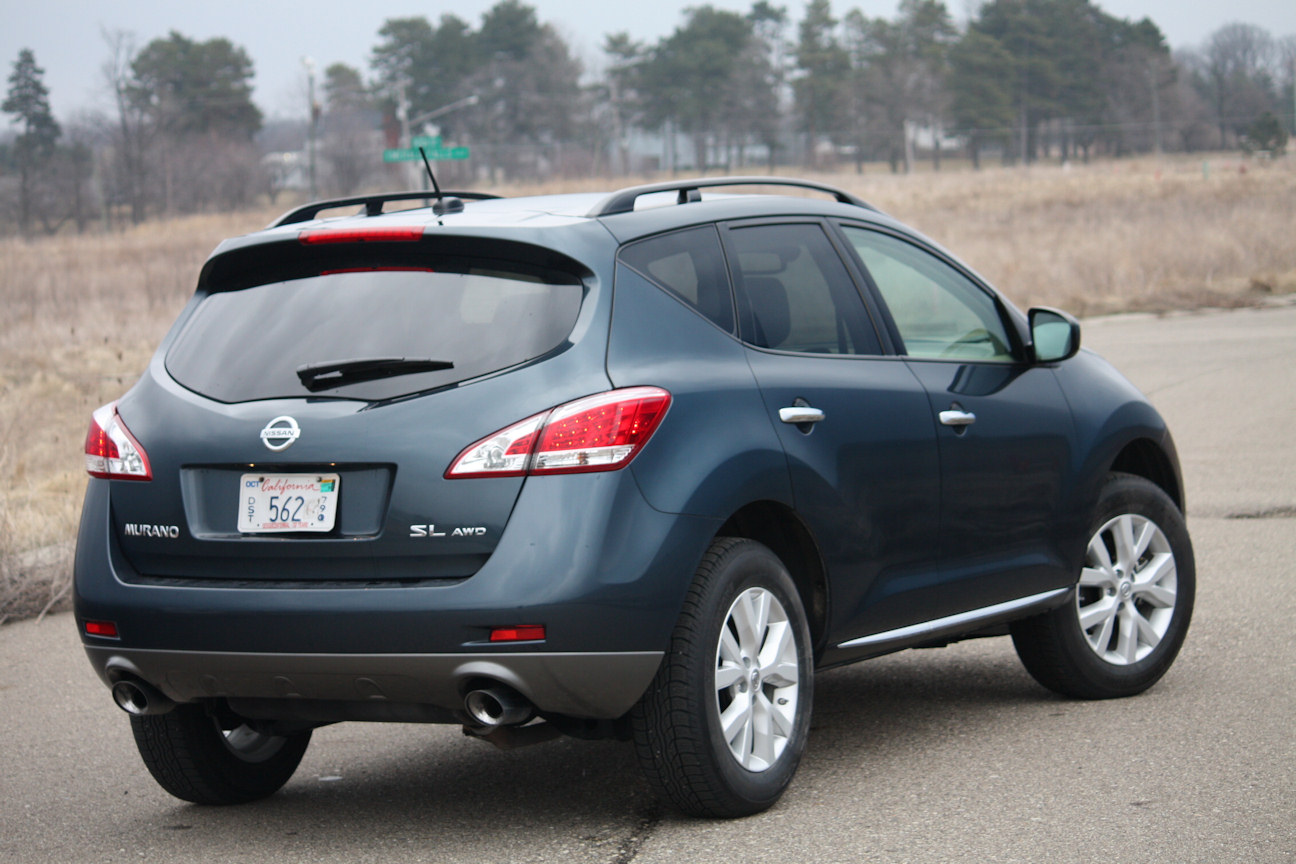 Automotive Trends 187 2011 Nissan Murano Sl Awd