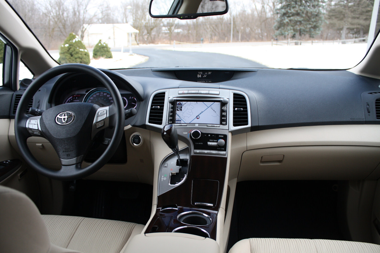 Automotive Trends 187 2011 Toyota Venza