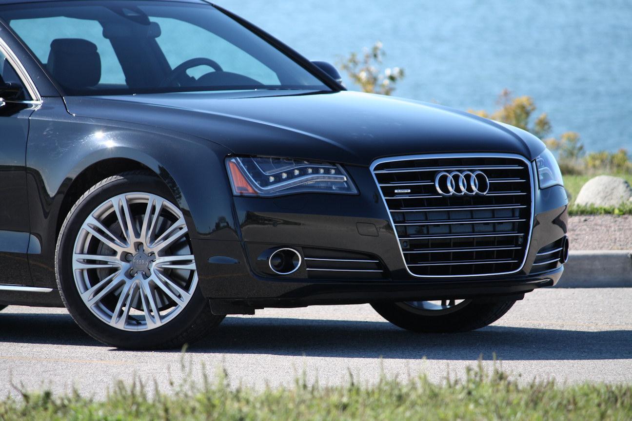 Comparison Test: 740i vs S550 vs A8 L | Automotive Trends