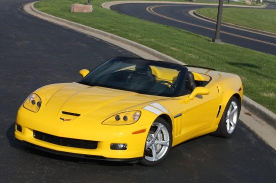 Automotive Trends 2011 Chevrolet Corvette Grand Sport Convertible