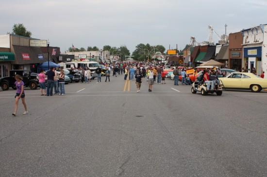 2011 Soybean Fest Car Show