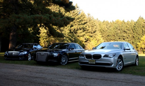 Automotive Trends Comparison Test Audi A8 L Vs BMW 740i